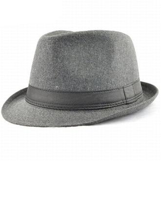 Miesten Loistokkaat/Classic/Herättävää Villa Fedora Hat/Panamahattu