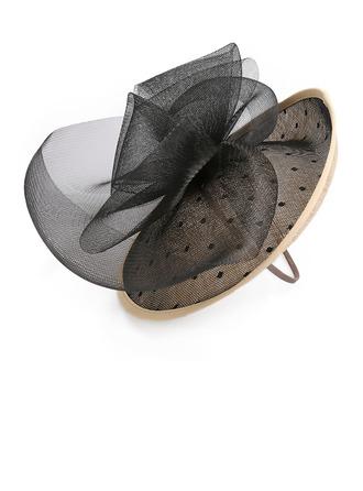 Ladies ' Gorgeous/Glamourøse/Udsøgt/Forbløffende Kambriske Fascinators/Tea Party Hats