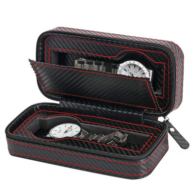 Groomsmen Gaver - Moderne Lær Watch Box