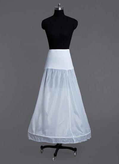 Women Lycra Floor-length 1 Tier  Petticoats