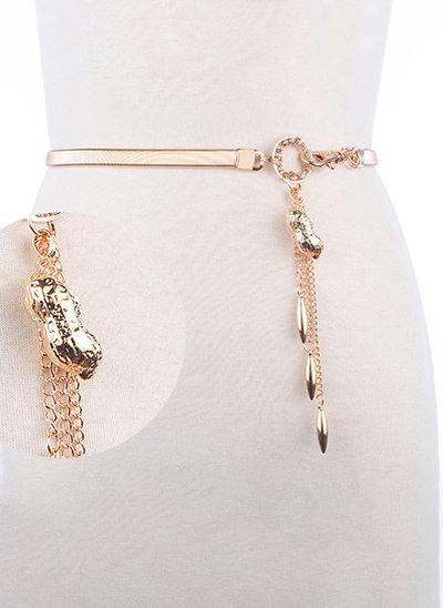 Elegante/Gorgeous Metallo/lega Cintura con lega