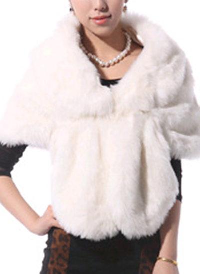 Veren / Fur Speciale gelegenheden Wrap