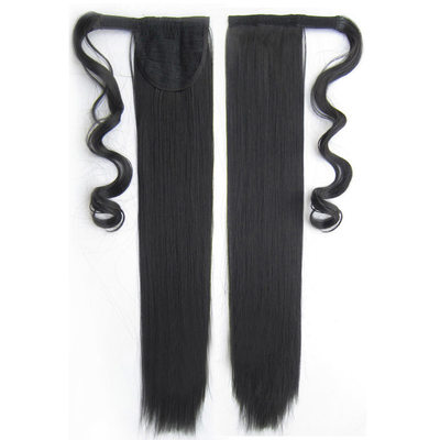 Straight Synthetic Hair Ponytails (Sold in a single piece) 80g