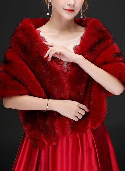 La lana artificial Boda Bolero
