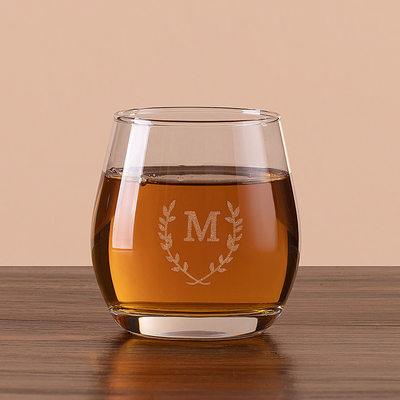 花婿の付添人のギフト - 個別の クラシック ガラス ウイスキーグラス