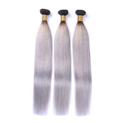 5A Jungfrau / Remy Gerade Menschliches Haar Geflecht aus Menschenhaar (Einzelstück verkauft) 50g