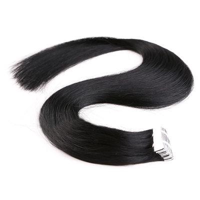 4A Não remy Direto Cabelo humano Fita em extensões de cabelo 20PCS 30g