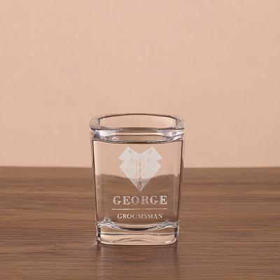 Mládenci Dárky - Personalizované Moderní Sklo Whisky sklo