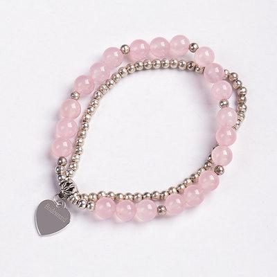 Cadeaux De Demoiselle D'honneur - Personnalisé Beau De Faux Pearl Bracelet