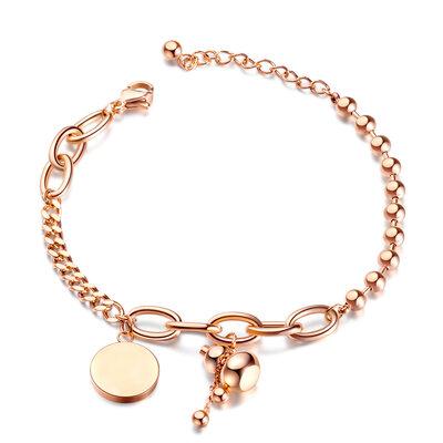 Fijne ketting Bedelarmbanden Chain armbanden - Valentijnsgeschenken Voor Haar