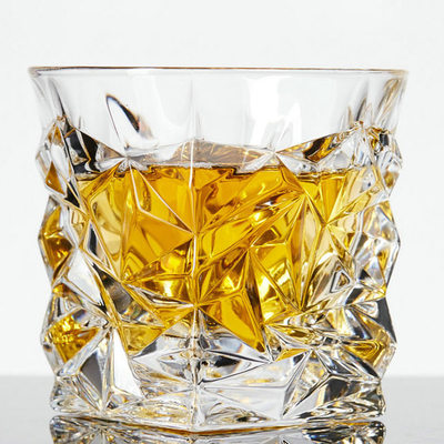 Mládenci Dárky - Elegantní Sklo Whisky sklo (Množina 2)