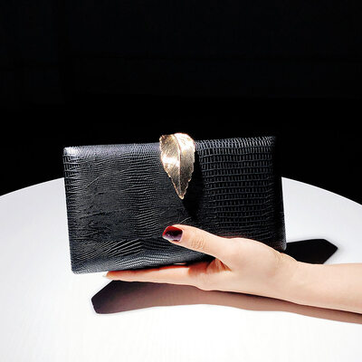 Charming PU Clutches/Satchel/Evening Bags