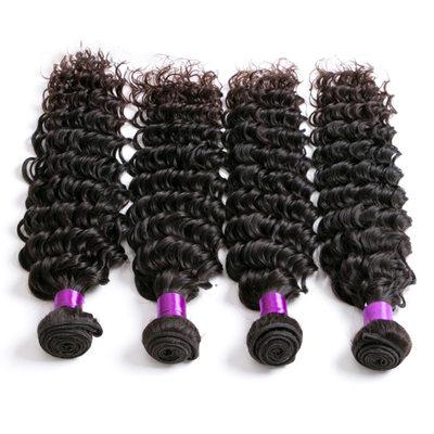 4A Tief Menschliches Haar Geflecht aus Menschenhaar (Einzelstück verkauft)
