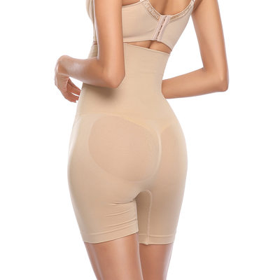 Women Sexy Chinlon Breathability/Butt Lift High Waist Shorts Shapewear