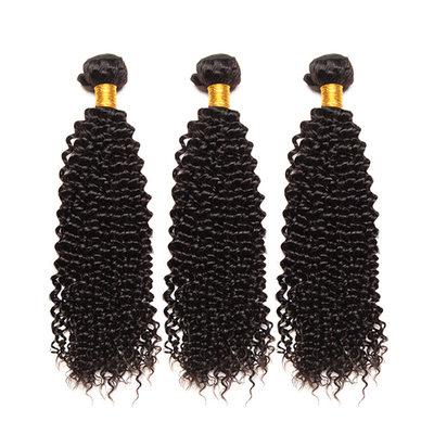 3A Lockig Menschliches Haar Bedeckung