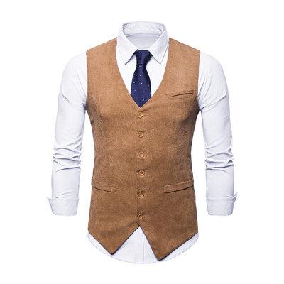 Style Classique Gilet Homme