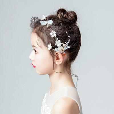 Strasssteine mit Blume Stirnbänder