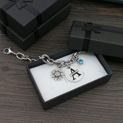 Cadeaux De Mariée - Personnalisé Élégant Alliage Bracelet