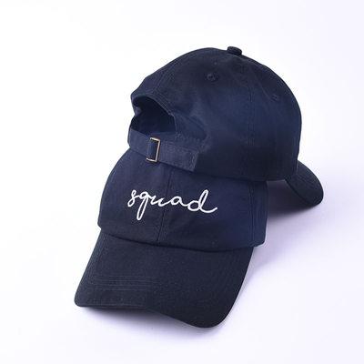 ウエディングギフト - ソリッドカラー 魅力的 ポリエステル コットン 野球帽