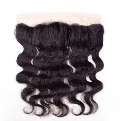 "13""*4"" 4A Non remy Body Human Hair Closure (Sold in a single piece) 50g"