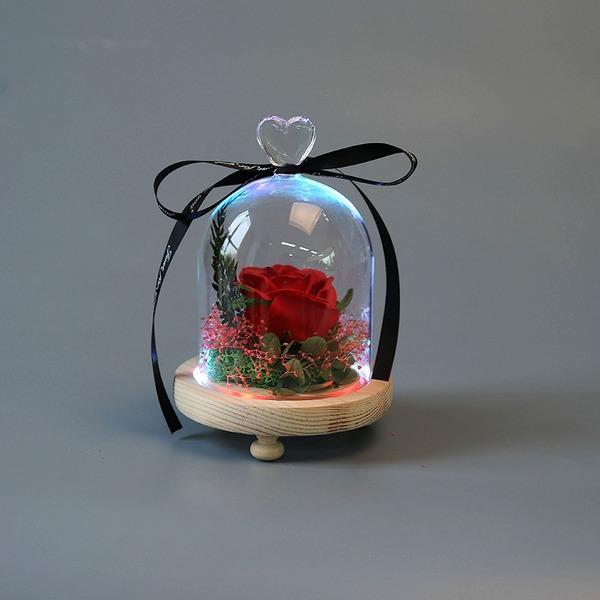 Enkel Vackra Och Siden blomma Konstgjorda Blommor