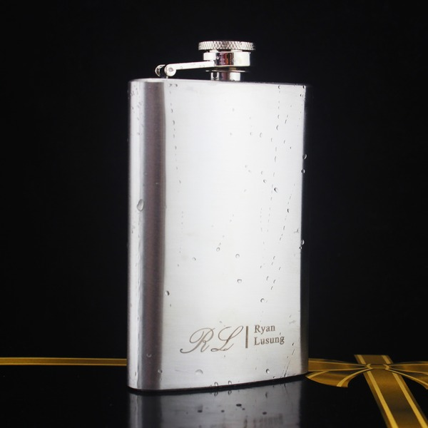 Flasks Classic Stainless Steel Beautiful Personalized Gifts