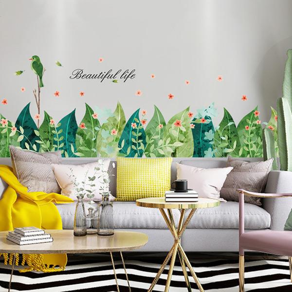 Elegant PVC Wall Decoration