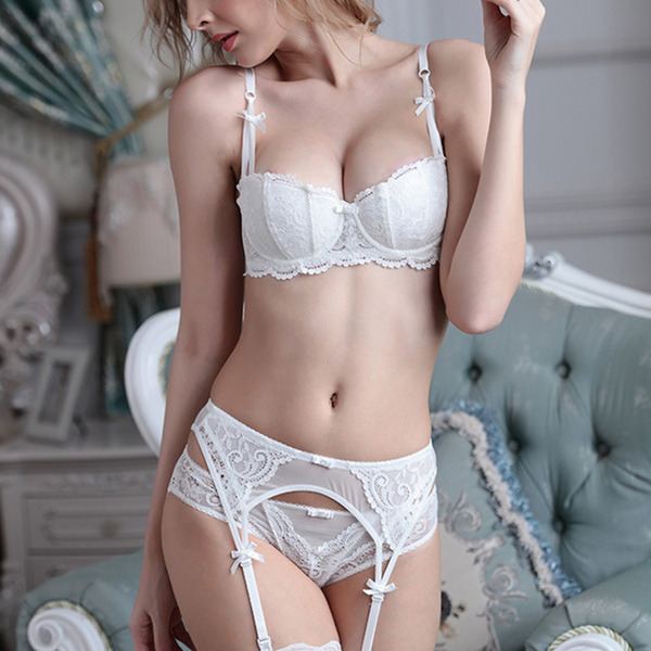 Chinlon Bridal/Feminine Bra/Lingerie Set/Panties