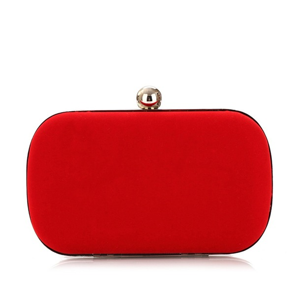 Charming Velvet Clutches/Minaudiere
