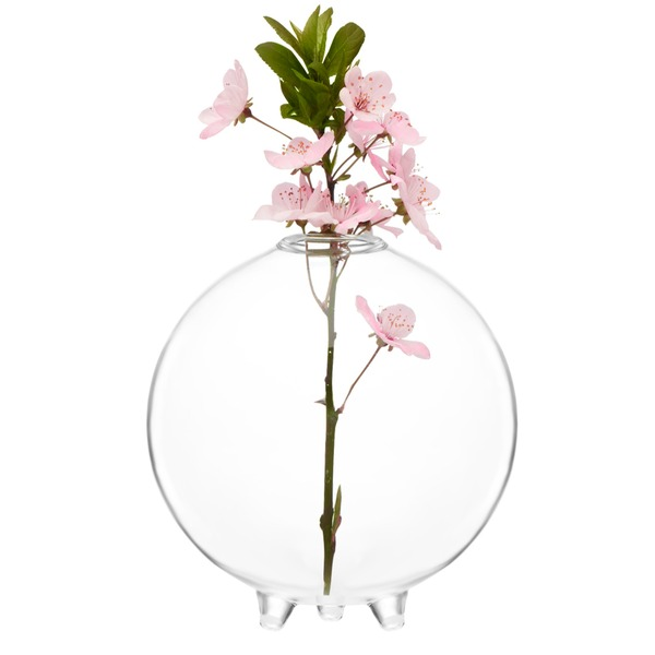 Nizza Kristall Glas Vase