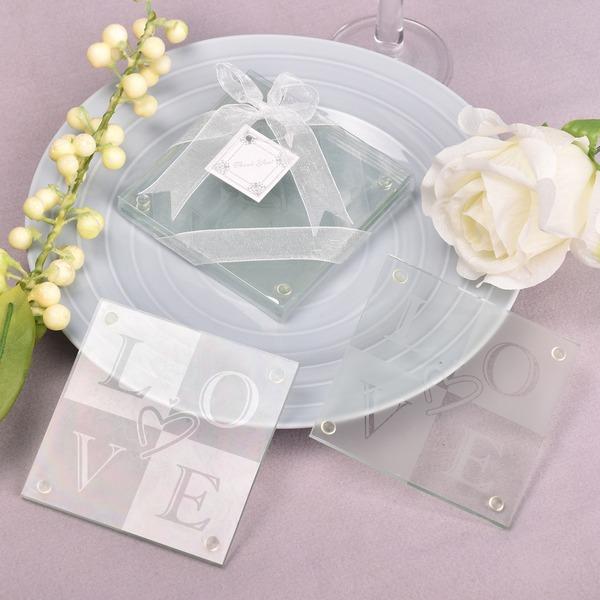 Glass Coaster (Set of 2)