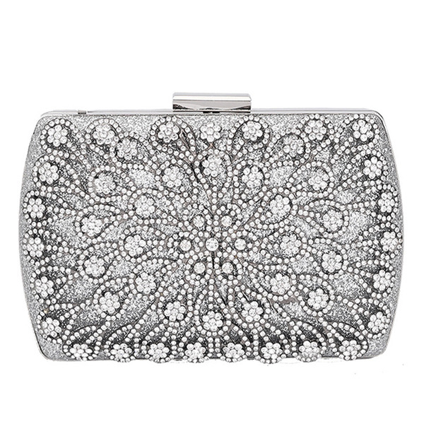 Elegant/Charming/Pretty Crystal/ Rhinestone Clutches/Bridal Purse/Evening Bags