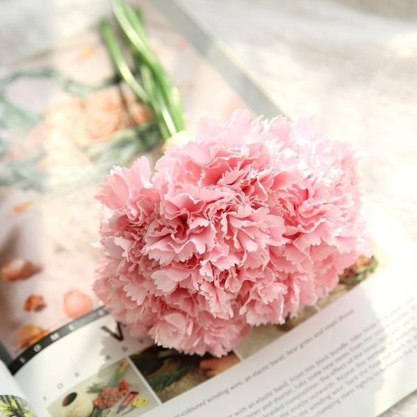 Mooi Free-Form Stof Bruidsmeisje Boeketten/Decoraties -