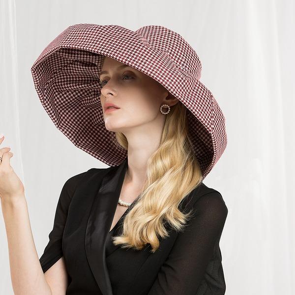 Damen Besondere/Klassische Art/Elegant Polyester Schlapphut