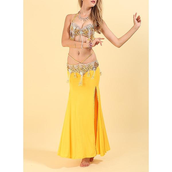 Frauen Tanzkleidung Polyester Bauchtanz Austattungen