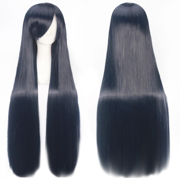Straight Synthetic Hair Cosplay/Trendy Wigs 350g