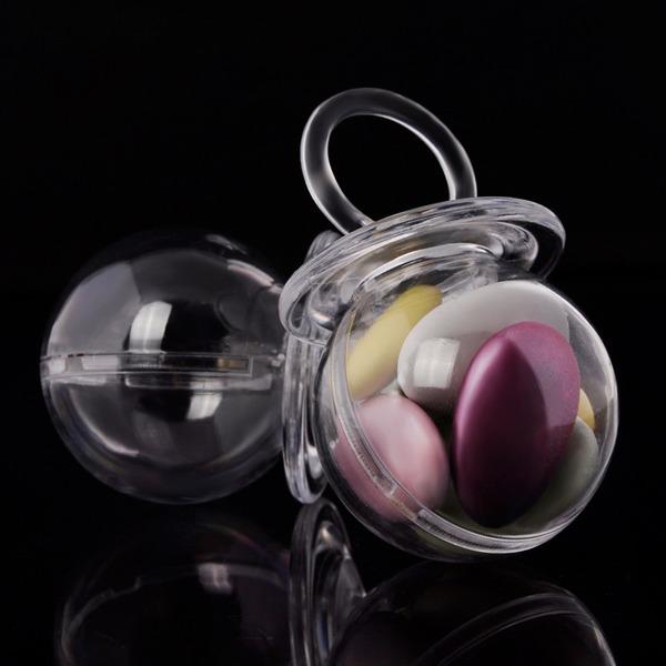 Nizza/Caramelle Progettazione Altro Plastica Barattoli e Bottiglie (set di 12)