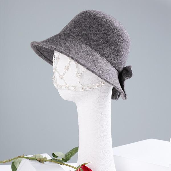 Dames Beau/Élégante/Simple Coton Disquettes Chapeau