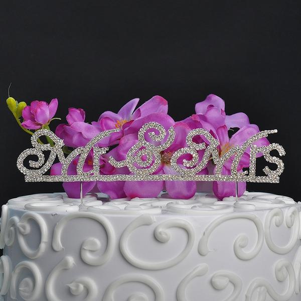 Klassisk stil Legering Tårtdekoration (Säljs i ett enda stycke)
