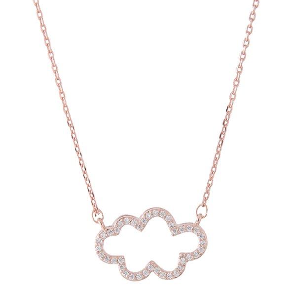 Fashional Rhinestones Copper Ladies' Fashion Necklace