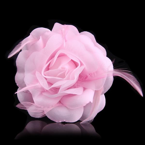 Simple And Elegant organza Boutonniere (Prodává se jako jeden kus) - Boutonniere