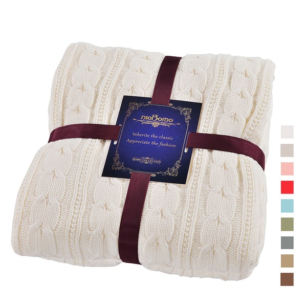 Casual Casimira Cobertores e Lanças