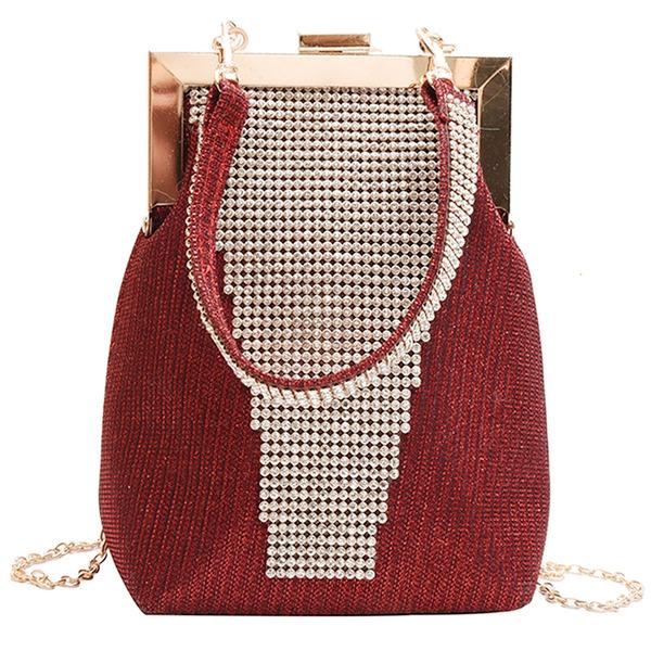 Gorgeous/Shining/Pretty Crystal/ Rhinestone Clutches/Evening Bags
