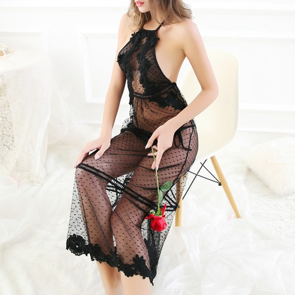 Chinlon Lingerie Set