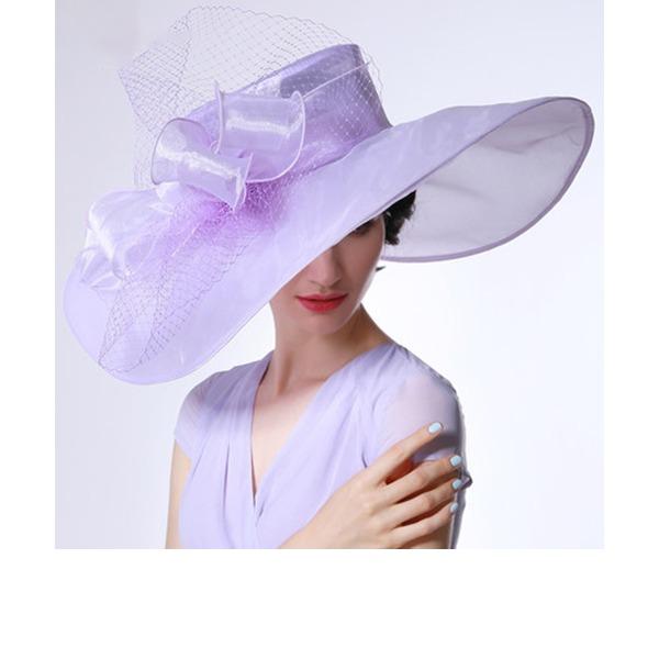 Signore Bella/Moda/Affascinante/Elegante/Unico/Incredibile/Occhi-cattura/Fascino/Fantasia/Romantico/stile vintage Beach / Sun Cappelli