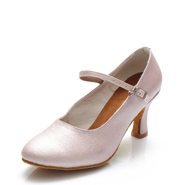 Femmes Similicuir Sandales Swing Chaussures de danse