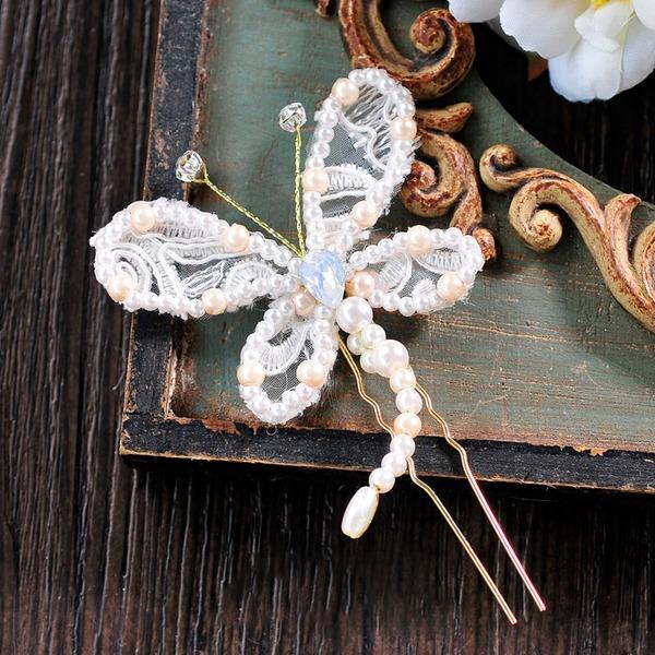 Damen Schöne Lace Haarnadeln (In Einem Stück Verkauft)