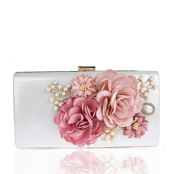 Elegant Satin Clutches/Wristlets/Totes/Fashion Handbags/Makeup Bags/Luxury Clutches