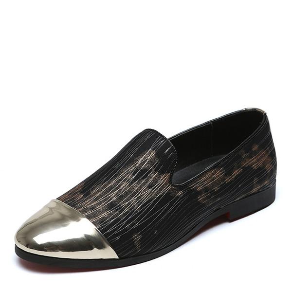Mannen Suede Casual Loafers voor heren