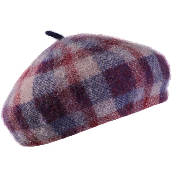 Dames Mode/Unique/Jolie/Le plus chaud/Romantique Poil de lapin/Polyester Calotte / ample/Disquettes Chapeau